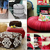 14 DIY Floor Poufs and Ottomans