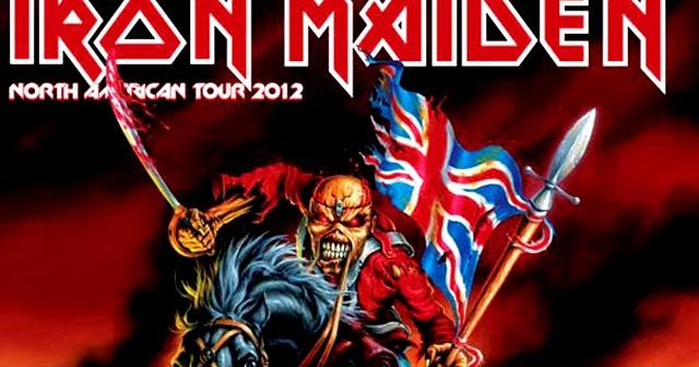 Blog Iron Maiden 666 Iron Maiden Brasil Maiden England 2012