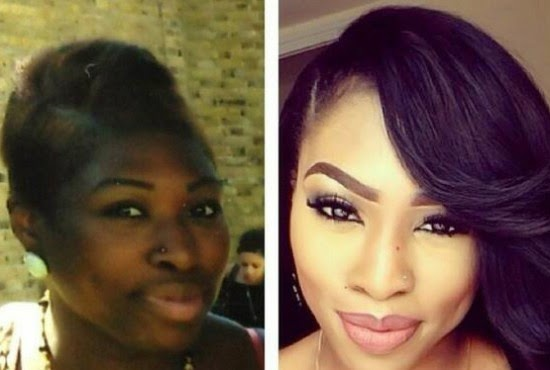 Bellyitch: 20 Amazing Before and After Makeup Transformations