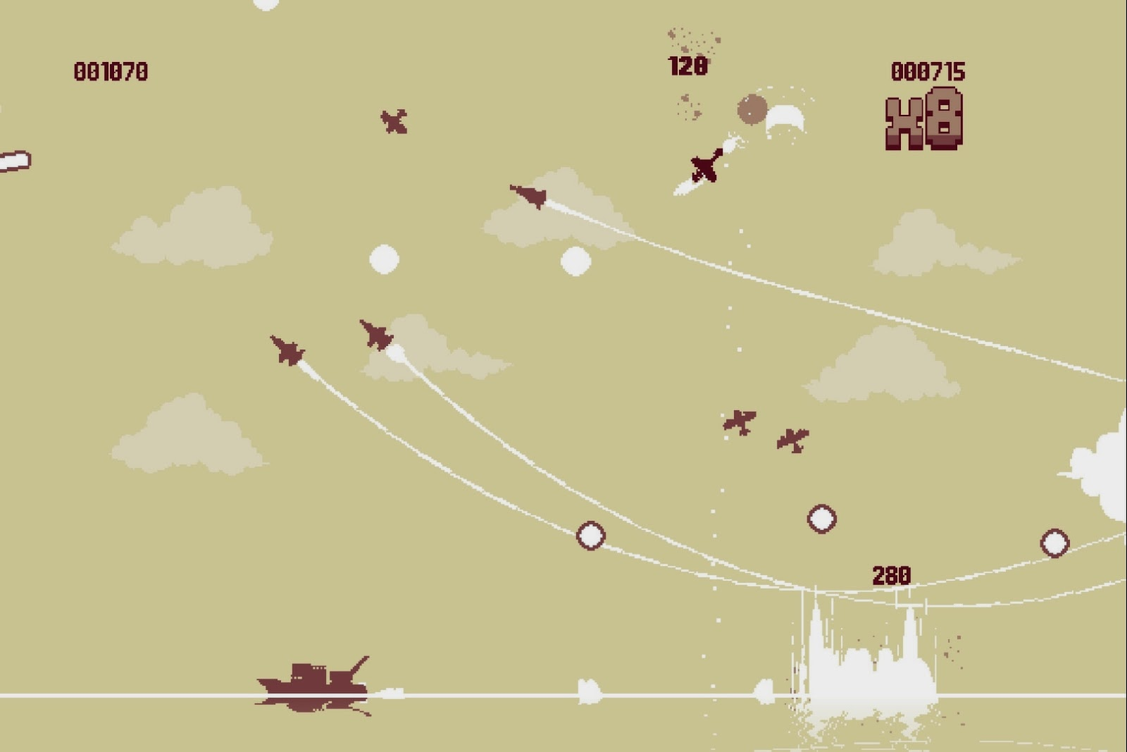 LUFTRAUSERS on PlayStation Vita