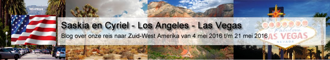 LA-LV Fun Trip Amerika