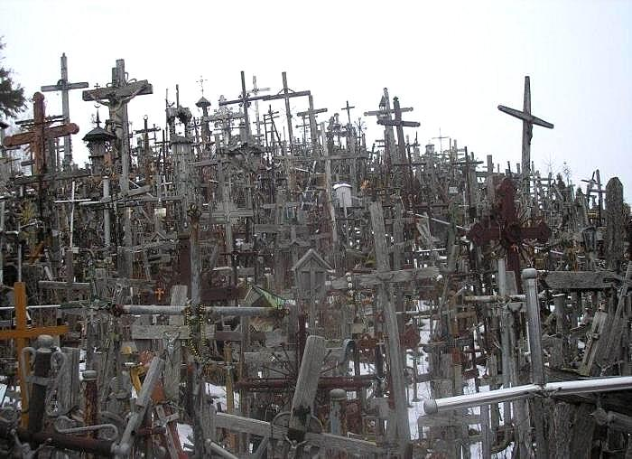 Hill of Crosses Tattoo The Hill of Crosses