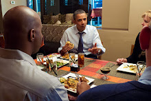 "Behind The Scenes At ""Dinner With Barack"""