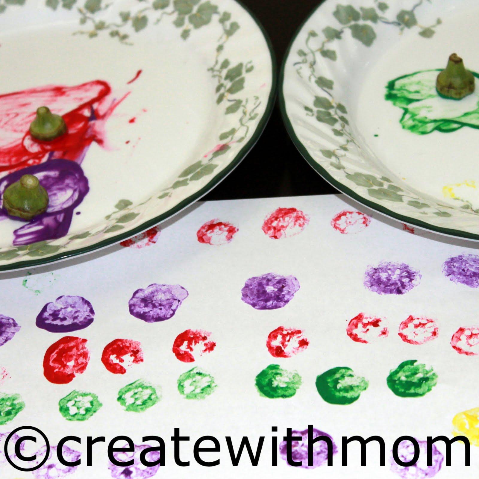 Okra Paint Colour