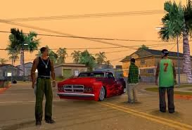Download GTA San Andreas PC Full Version