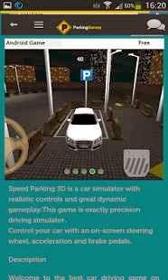 Parketme Android Oyunu Apk resimi 1