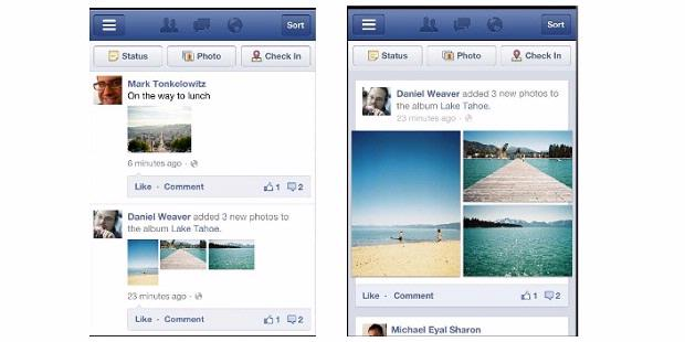 how to change thumbnail on facebook mobile