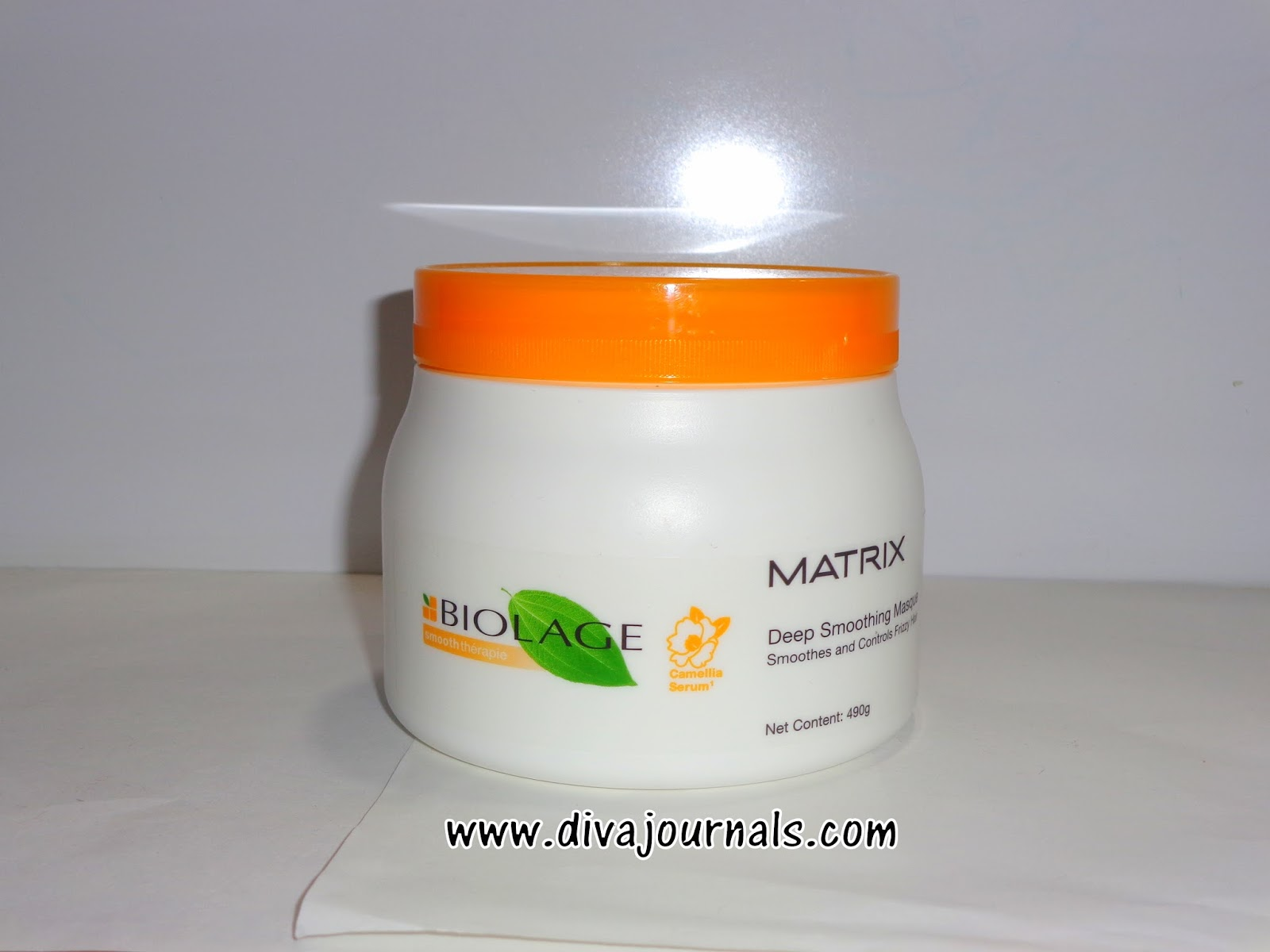 Matrix Biolage Deep Smoothing Masque Review