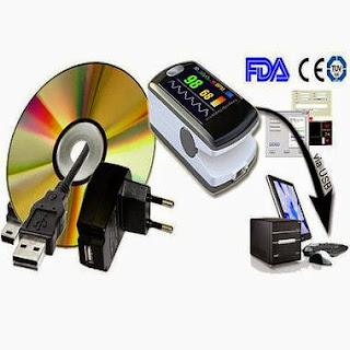 Oximetros de Pulso Contec Cms-50E