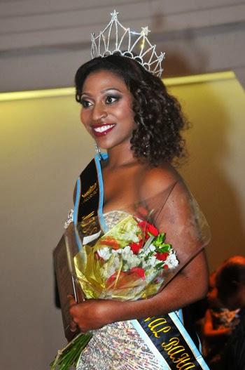 Miss International Bahamas 2013 Kerri Ann Stuart