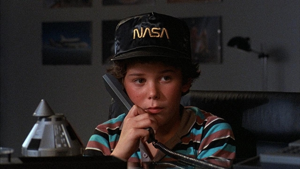 Crítica de El vuelo del navegante Flight of the navigator review