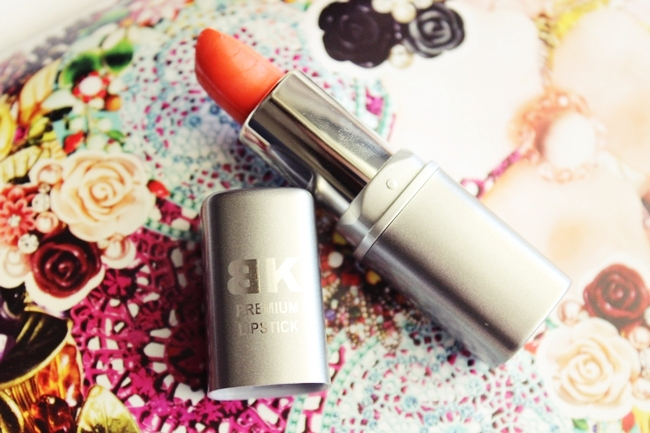 Budget makeup haul. Best budget makeup. Orange lipstick.