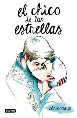 OFF TOPIC : LIBRO - El Chico de las Estrellas Chris Pueyo (Destino - 5 noviembre 2015) LITERATURA JUVENIL | Edición papel & ebook kindle Comprar en Amazon España