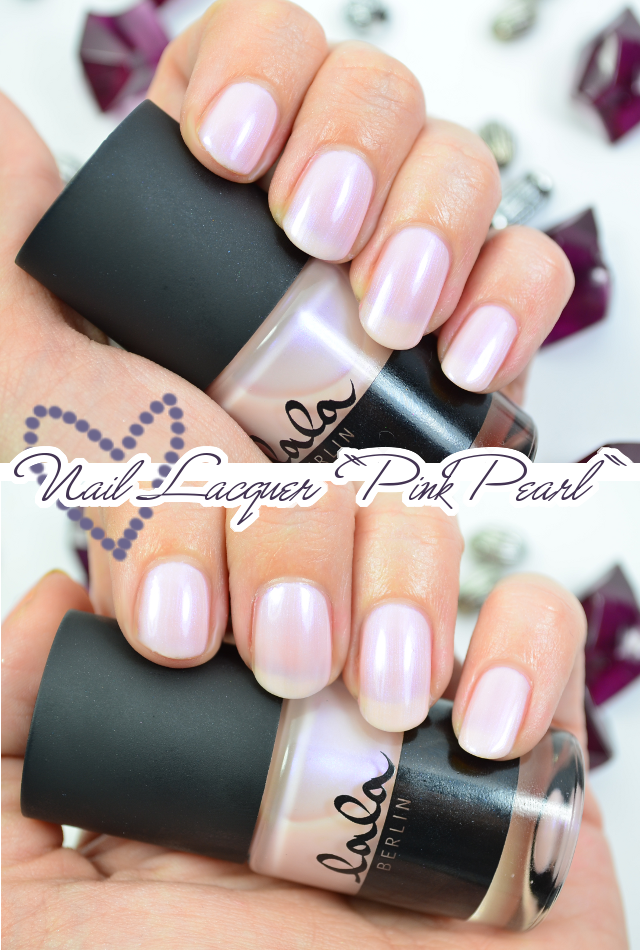 Catrice lala Berlin for Catrice Kollektion Nail Lacquer PINK PEARL