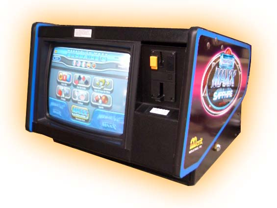 Superbe The Merit Megatouch Bar/Table Top Game Machine
