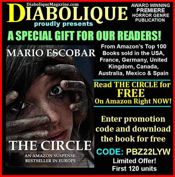 News you can read mario escobars amazon bestseller the circle for freeon amazon right now enter promotion code fandeluxe Images