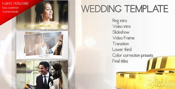 VideoHive Wedding Mega Pack