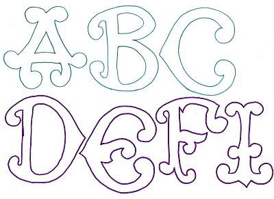 hacer letras raras: