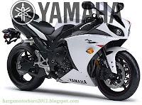 Harga motor baru Yamaha