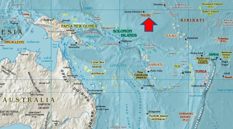 Ham Radio Ireland EI2KC C21GC Nauru in the log new country for