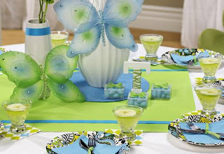 Beautiful Wedding Shower Decorations