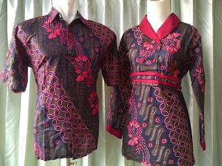 Foto Baju Batik Sarimbit Madura
