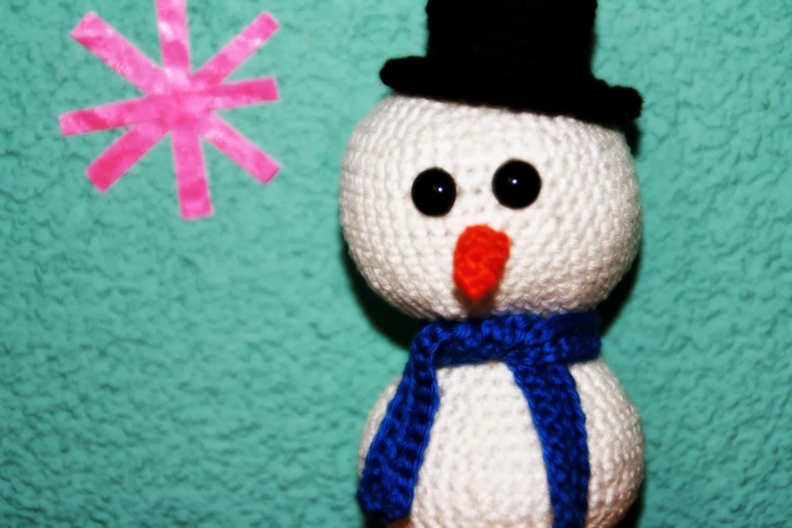 patroon sneeuwpop