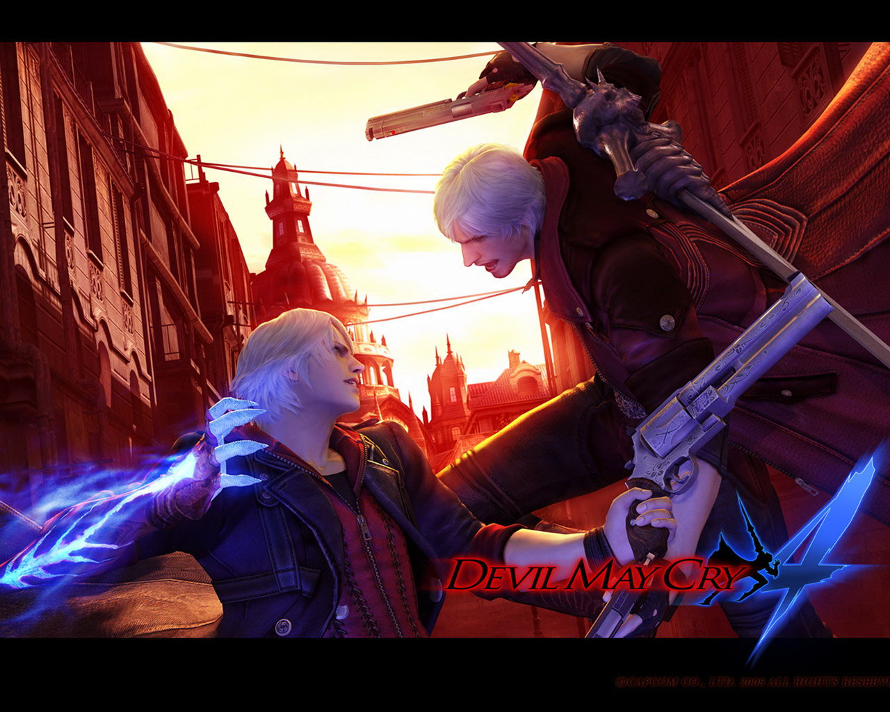 cg character: devil may cry 4 wallpapers