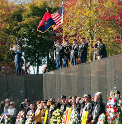 Dedication of Vietnam Memorial