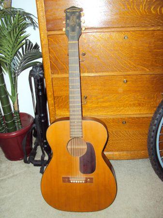 harmony guitars dating serial numbers