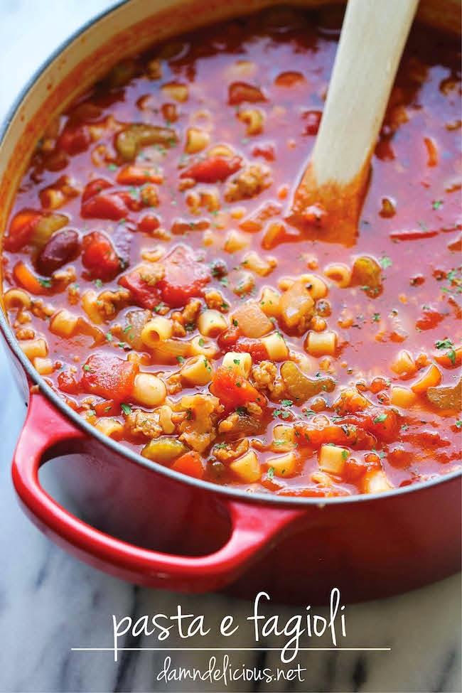 http://damndelicious.net/2014/05/17/olive-garden-pasta-e-fagioli/
