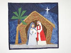 Kerstquiltje 2009