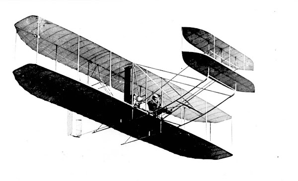 Wright Brother's 1902 Flyer