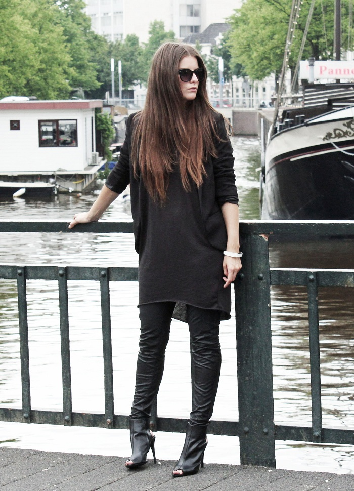 over knee laarzen outfit inspiratie