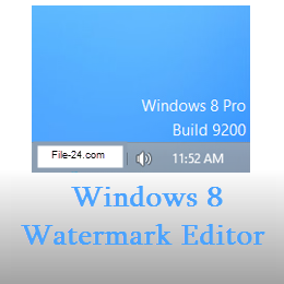 Cara Menghilangkan Watermark Windows 8