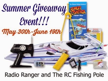 Summer Radio Ranger Giveaway