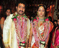 Jr ntr lakshmi pranathi marriage photos