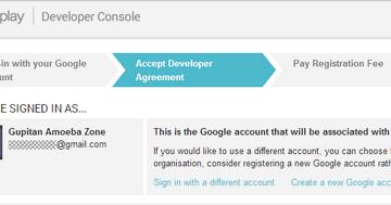 Cara Upload Aplikasi Android ke Google Play Store  Gupitan