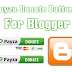 How to Add Payza Donate Button in Blogger