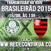 Palmeiras x Flamengo - Brasileirão - 11hs - 16/08