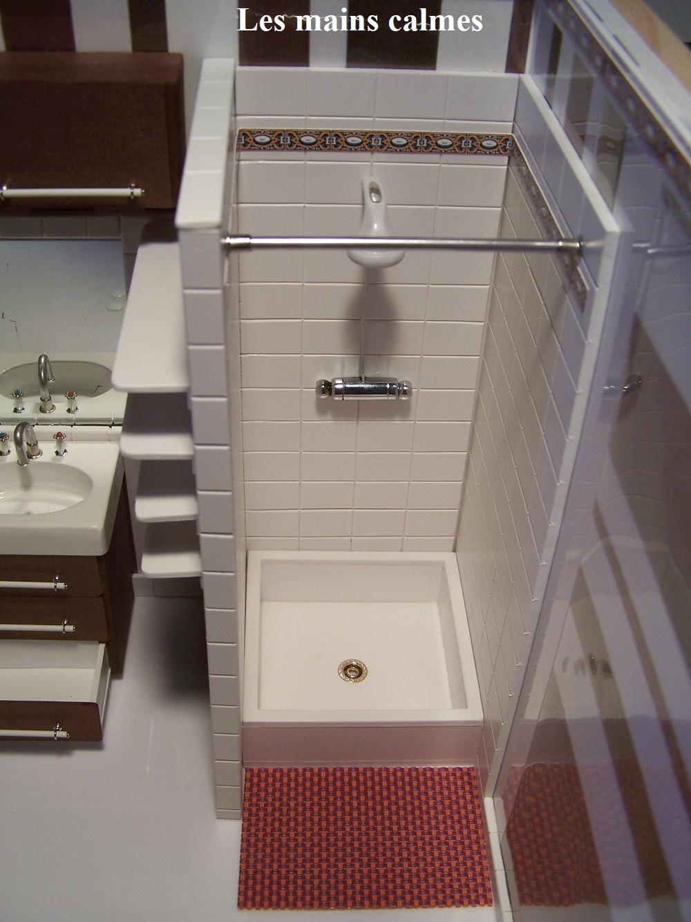 Les mains calmes les b b s dans la salle de bains pisode 04 for Carrelage kitch