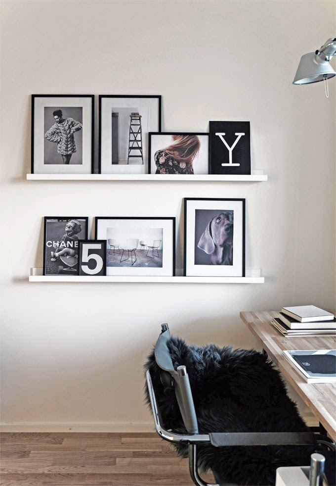 The study house of dreams on pinterest desk set home for Office space inspiration