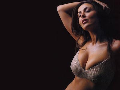 Sabrina Ferilli Sexy Wallpaper