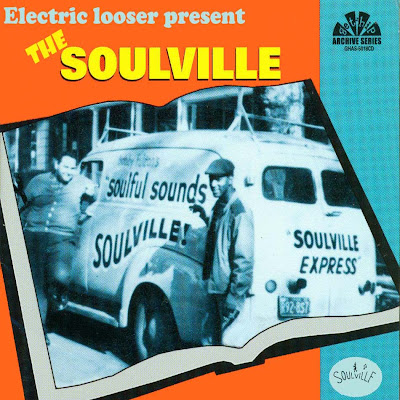 The Soulville compiled by Electric Looser