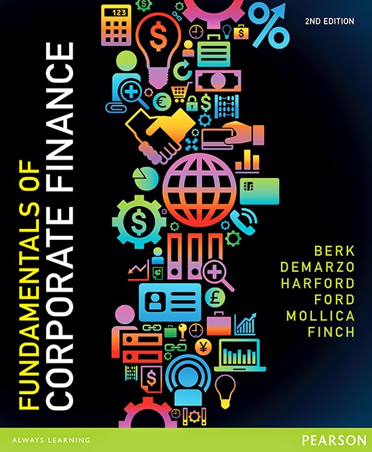 Fundamentals of corporate finance 9th edition homework solutions