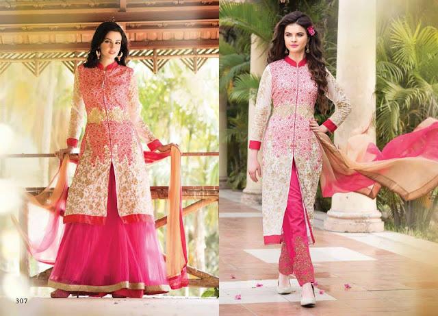 new designer suits for girls 2015 apna food tv