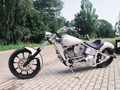 SAXON MOTORCYCLES FIRESTORM
