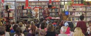 Shannon Library celebrates The Children's Summer Reading Challenge