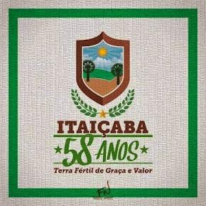 ITAIÇABA 58 ANOS