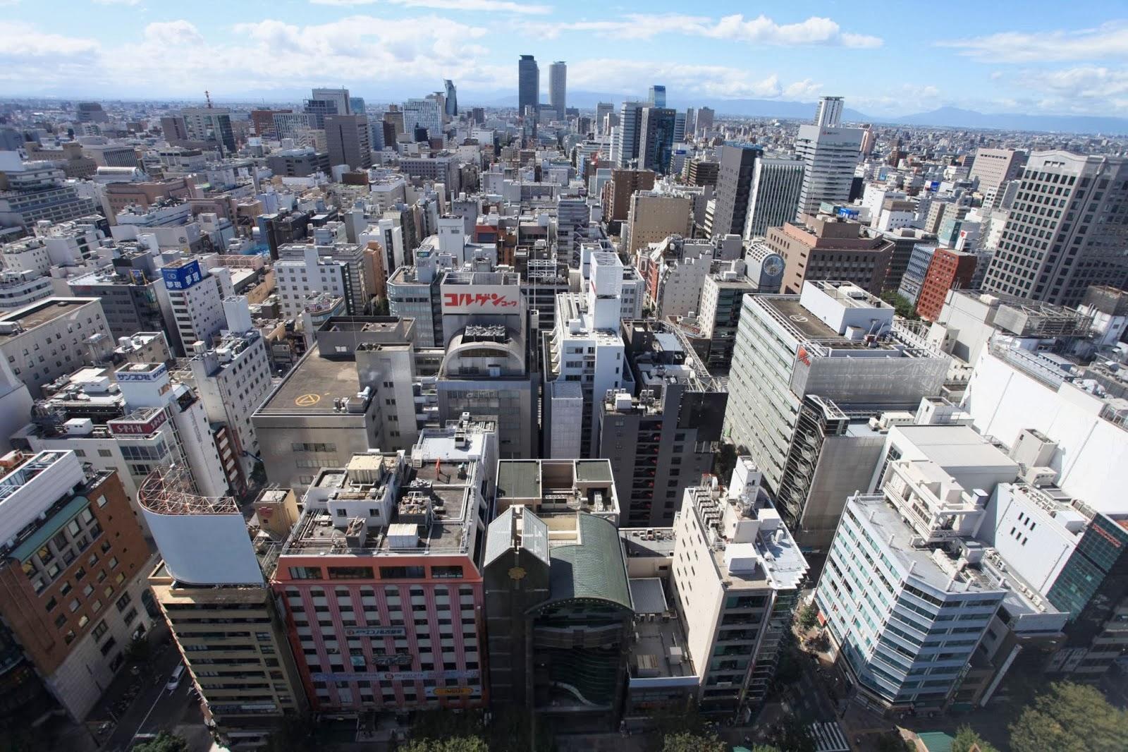أجمل مدن اليابان ناغويا